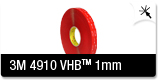 3M 4910 VHB Double Sided Tape