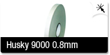 Husky 9000 White Double Sided Tape