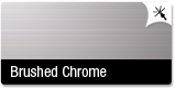 Burshed Chrome